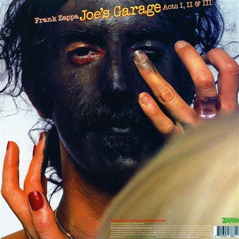 Joe S Garage Frank Zappa by Frank Zappa Joe S Garage Acts I Ii Iii 3lp 180 Gram