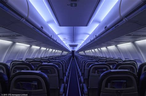 Cabin Mood Lighting Innovations: Airlines Brighten Up PaxEx APEX Airline Passenger Experience