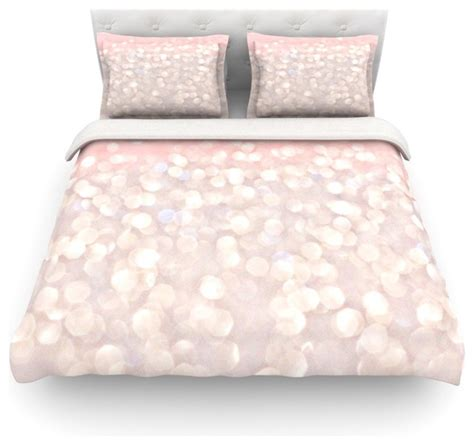 glitter bedding sets debbra obertanec quot magical quot pink glitter duvet cover