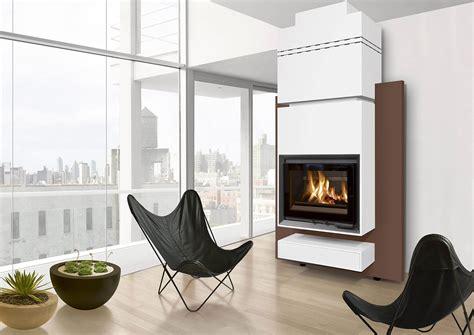 Cheminees Design by Chemin 233 E Moderne Design Insert Bois Po 234 Le Chemin 233 E Fondis