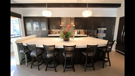 kitchens with large islands large kitchen island with seating ideas and kitchen island