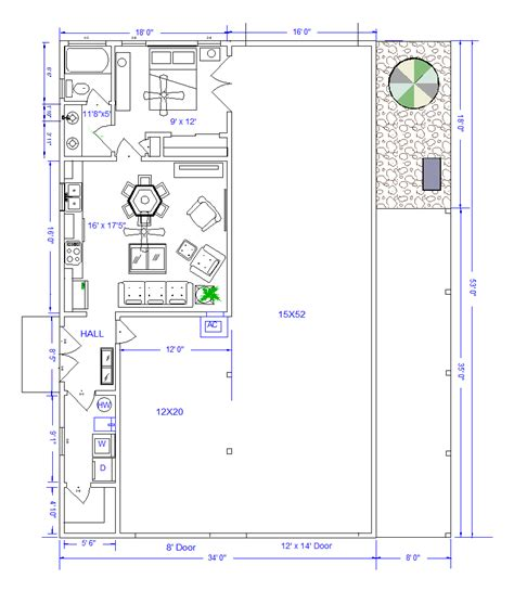 rv port home floor plans sonata rv port home rv port