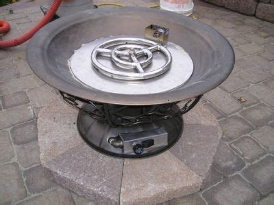 diy network propane pit diy propane pit for the home