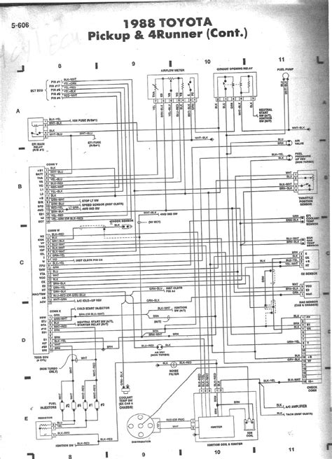 89 toyota wiring diagram wiring diagram with