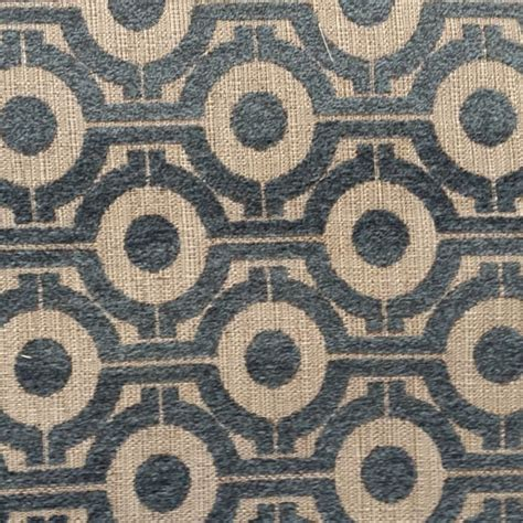 blue chenille upholstery fabric m9910 fountain blue chenille geometric design upholstery