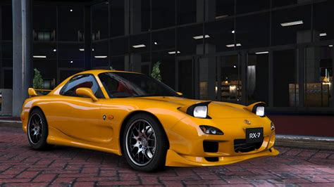 Mazda Rx Series by 2002 Mazda Rx7 Spirit R Type A Series Iii Fd3s Gta5
