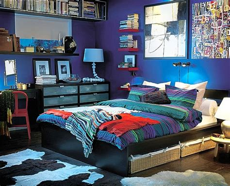 funky boys bedroom how to decorate your teenager s bedroom when they leave