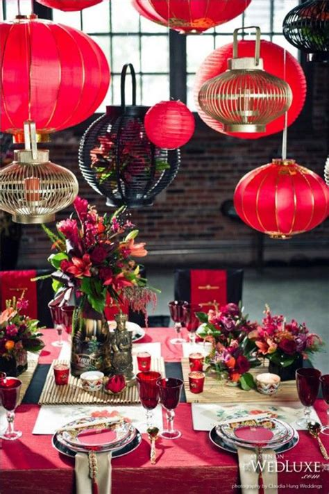 chinese new year home decor 15 awesome chinese new year party ideas home design and