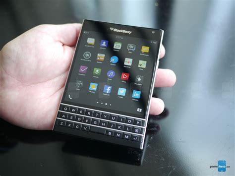 Blacberry Pasport blackberry passport look phonearena reviews