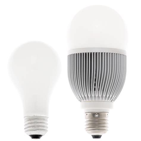 Led Light Bulbs Compared To Incandescent E27 Led Bulb 40 Watt Equivalent 475 Lumens Household A19 Globe Par And Br Led Home