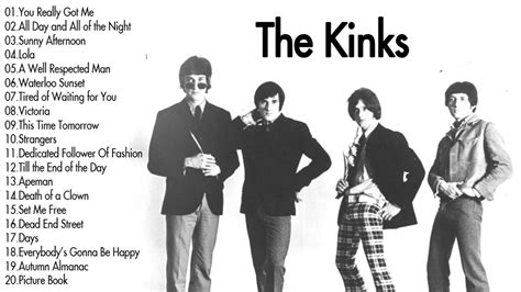 the best of the kinks greatest hits collection the best of the