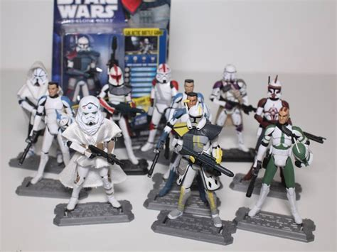 Figure Trooper Wars my top 10 favorite wars clone trooper figures