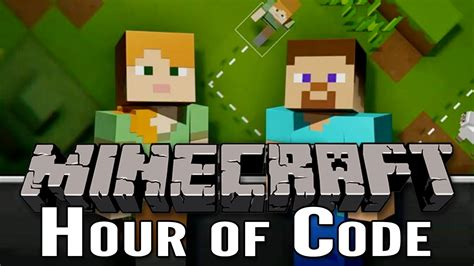 hour of code minecraft hour of code showcase tutorial minecraft