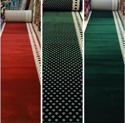 Karpet Plastik Satu Roll grosir karpet masjid bogor al husna pusat kebutuhan masjid