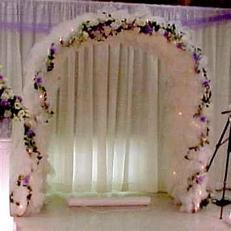 Wedding Arch Ebay by White Wedding Arch In Out Door Birthday Shower 90 Ebay