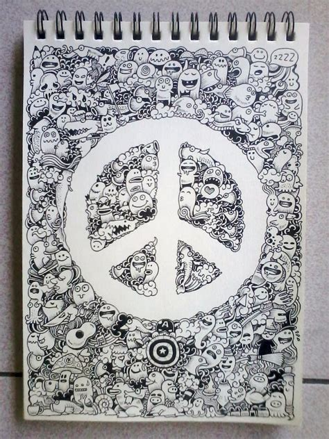random doodles by kerby rosanes the dancing rest