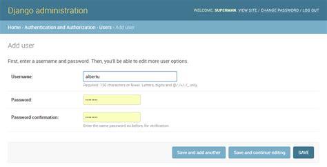 django tutorial with exles django tutorial part 8 user authentication and