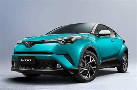 toyota electric car 2020 all electric toyota c hr to go on sale in china by 2020
