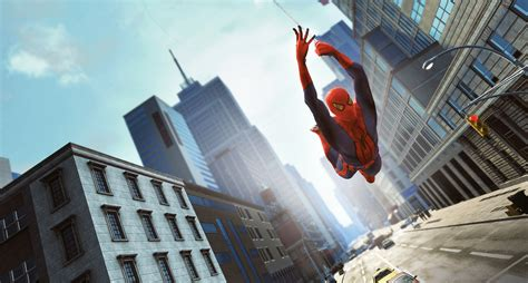 Review The Amazing Spider Man Game Talkingship