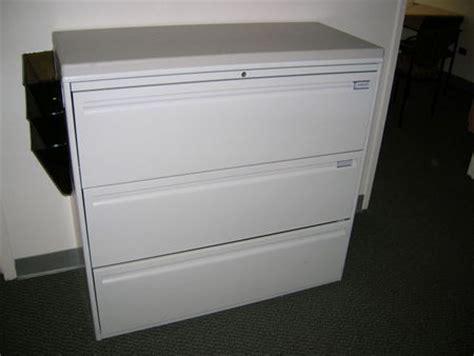 Haworth Lateral File Cabinet Conklin Office Furniture F801 Haworth 3 Drawer Lateral Filing Cabinets