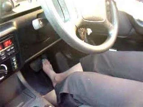 Do You Drive Shoeless by Fast Driving Driving Barefoot Lotus Elise V049