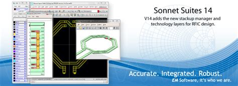 spiral inductor assistant sonnet inductor simulation 28 images sonnet software sonnet software center tapped