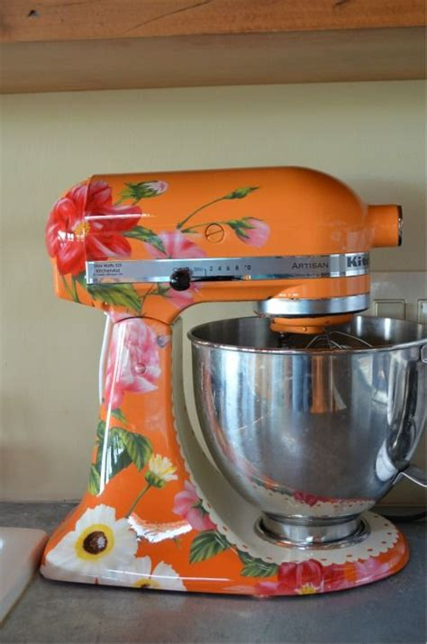 cute mixer themes a cooking weekend kitchen aid mixer artsy and the pioneer
