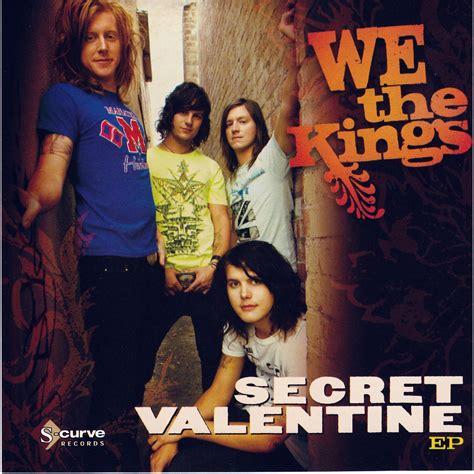 secret ep we the mp3 buy tracklist