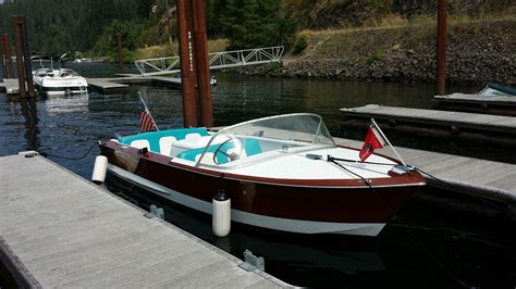 ski boat of the year chris craft custom ski 1964 for sale for 22 900 boats