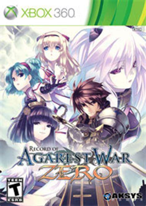 imagenes anime xbox 360 record of agarest war zero for xbox 360 gamestop