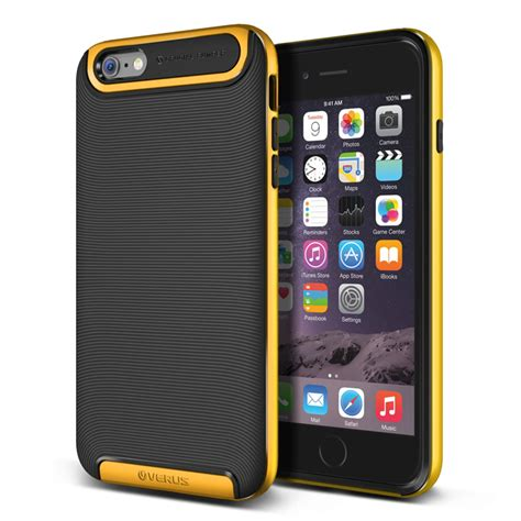 Verus Iphone6 Plus 55 Crucial Bumper Special Yellow verus crucial bumper for iphone 6 6s 100 authenticity zoarah