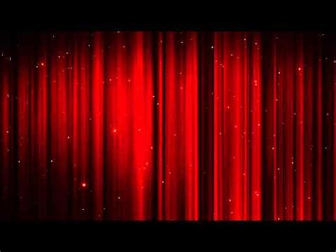 red and white star curtains red star curtains motion background youtube