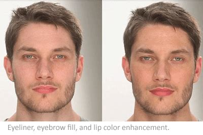 permanent makeup for men men s semi permanent makeup richeyesnyc