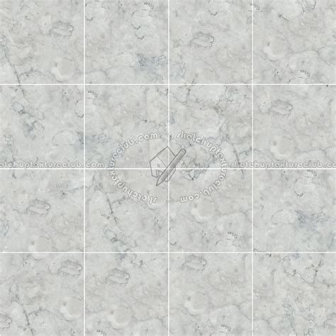 white marble floor tile texture seamless 14873