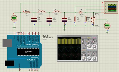 circuit diagram to generate pwm waveform image collections