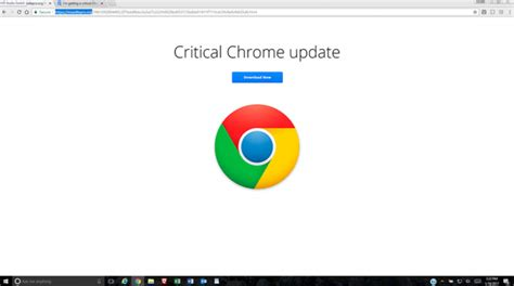 chrome update 2017 critical chrome update scam get rid of virus popups 171 my
