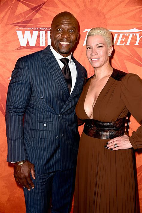 terry crews wife terry crews sex fast abstaining for 90 days made his