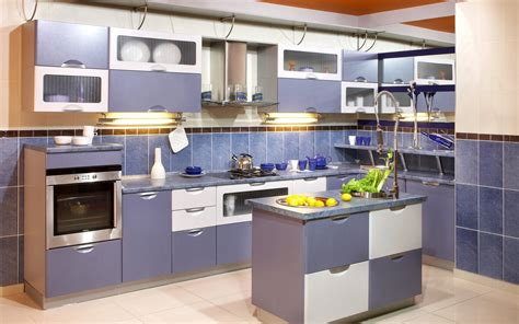 blue kitchen design home christmas decoration modern kitchen designs in blue