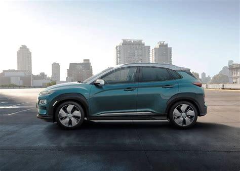 Hyundai Electric Suv 2020 by 2020 Hyundai Kona Electric 0 100 New Suv Price