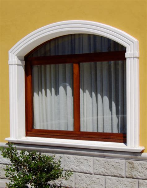 cornici per finestre esterne 187 cornici in cemento per finestre