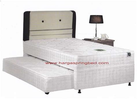 Kasur Sorong Merk Central bed 2 in 1 kasur sorong springbed anak sorong