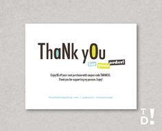 customer appreciation card templates business thank you cards instant lovingly artsy