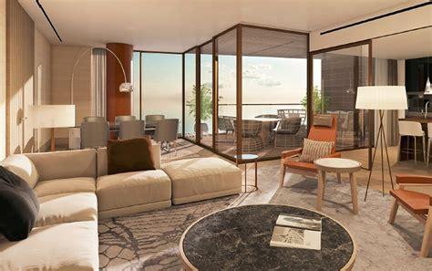 Floor Plans For Master Bedroom Suites Bvlgari Resort Amp Residences Dubai Rk Property Real Estate