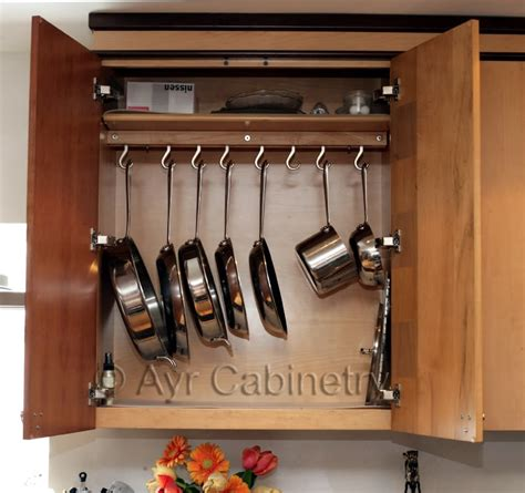 Kitchen Cupboard Interior Storage | 10 storage ideas in the kitchen and cabinet greenvirals