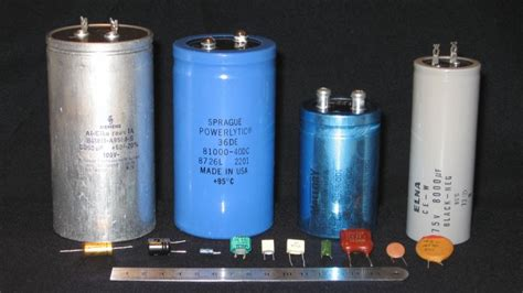 electrical energy capacitor capacitor all about capacitors and capacitance