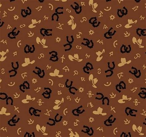 cowboy upholstery fabric western print flannel fabric cowboy fabric western