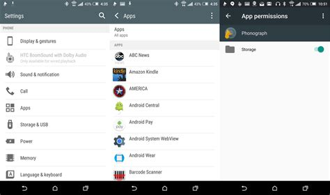 how to change app permissions android how to take advantage of the new app permissions in marshmallow android central