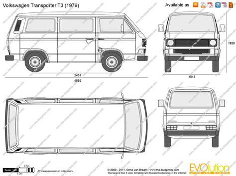 volkswagen drawing the blueprints com vector drawing volkswagen