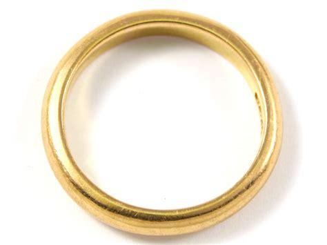 22 carat gold wedding ring 7 2g 1935 ebay