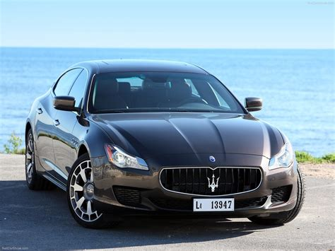 Maserati Quattroporte 2013 by Maserati Quattroporte Picture 04 Of 151 Front Angle My